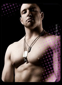 Chicago Male Strippers - Lex