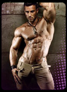 Chicago Male Strippers - Mark