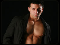 Male Stripper - Renzo