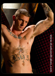 Chicago Male Strippers - Ricky