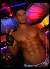Chicago Male Strippers - Roberto